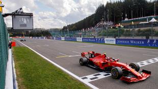 Ferrari contará con Charles Leclerc y Carlos Sainz para 2021.