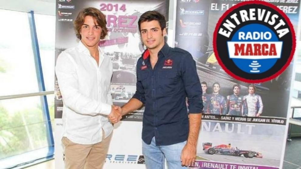 """Roberto Mehri: """"Si Carlos Sainz ha podido con Verstappen, Leclerc no le costará"""""""