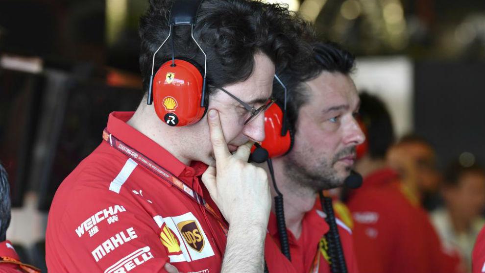 Ferrari estudia entrar en IndyCar y la resistencia, para que no haya despidos