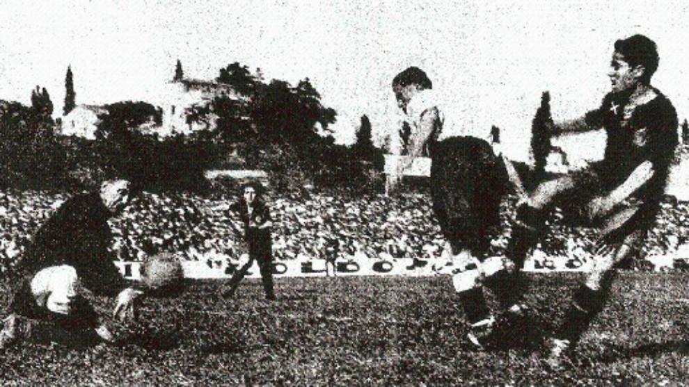 España - Inglaterra: La Roja ganó su primer 'Mundial' en 1929