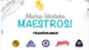 América, Capitanes, Cruz Azul, Diablos y Pumas se unen en el Team...