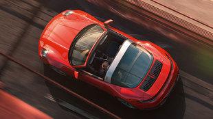 Los 911 Targa 4 y 4S llegarán al mercado en pocos meses.