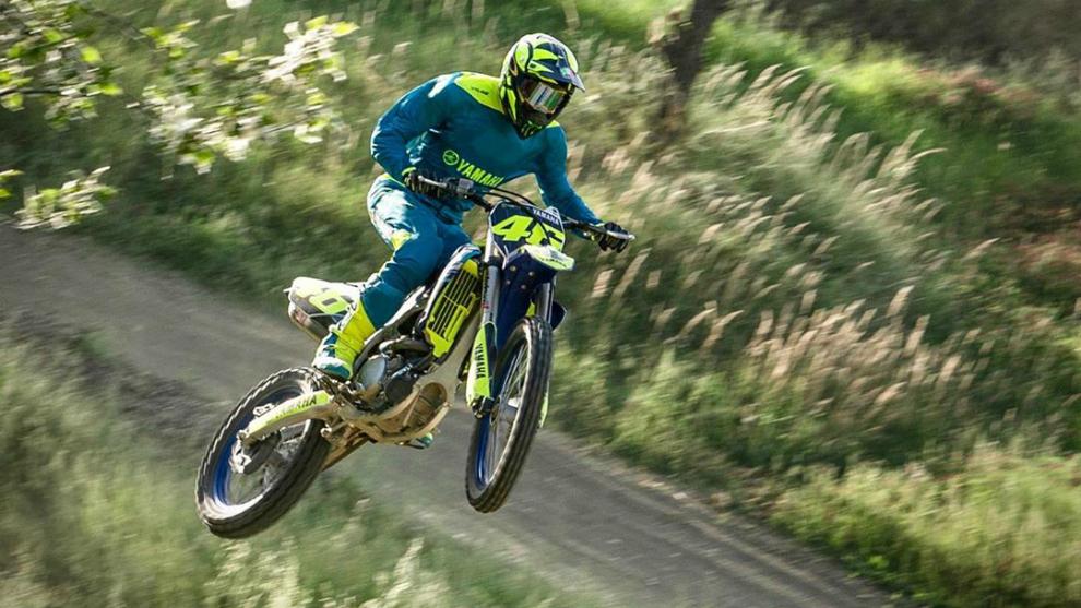 Rossi, en el Ranch.
