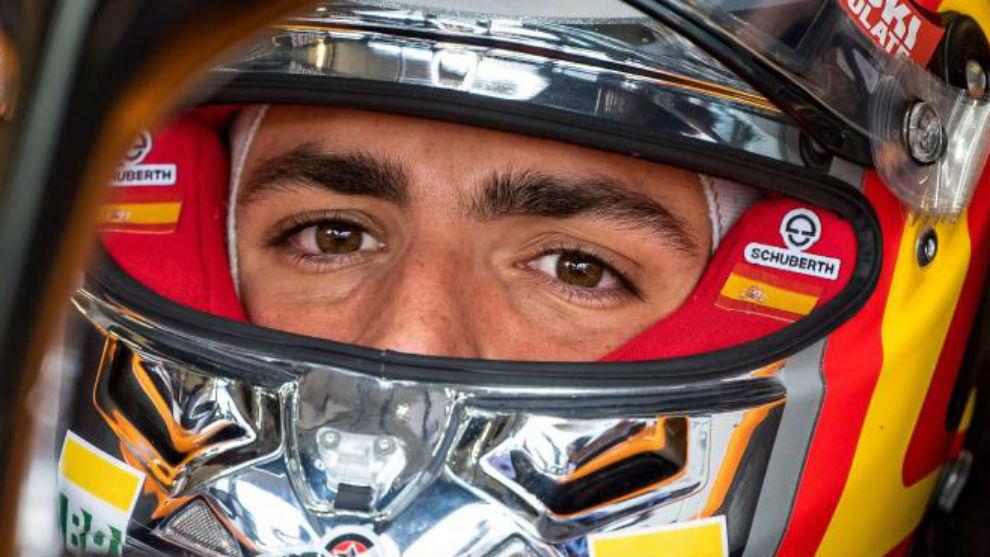 Carlos Sainz está convencido de sus posibilidades en Ferrari