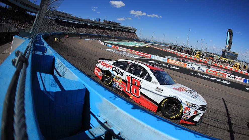 Phoenix, el 8 de marzo, fue la última carrera disputada.
