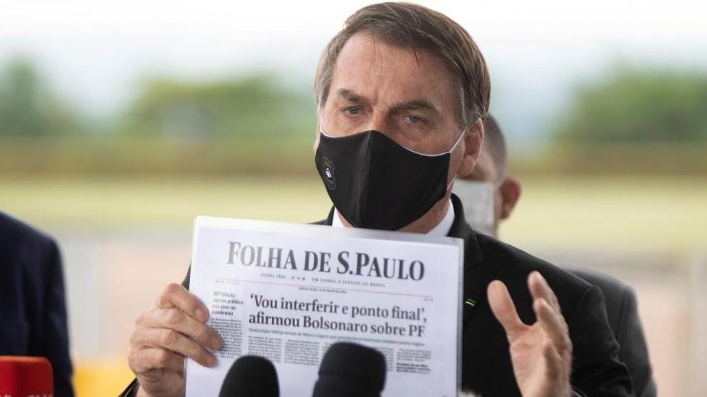 Brasil pierde a su segundo ministro de Salud en un mes