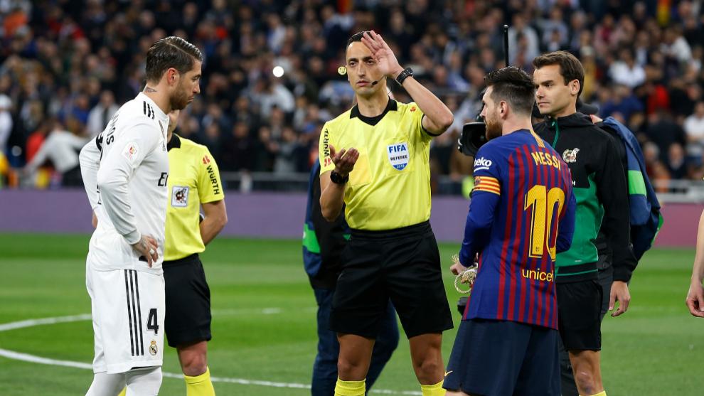 "Sánchez Martínez: ""Los árbitros pasaremos test en breve"""