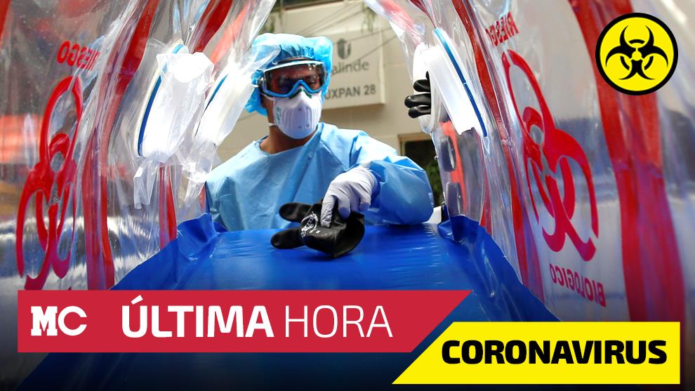 Coronavirus México hoy 17 de mayo