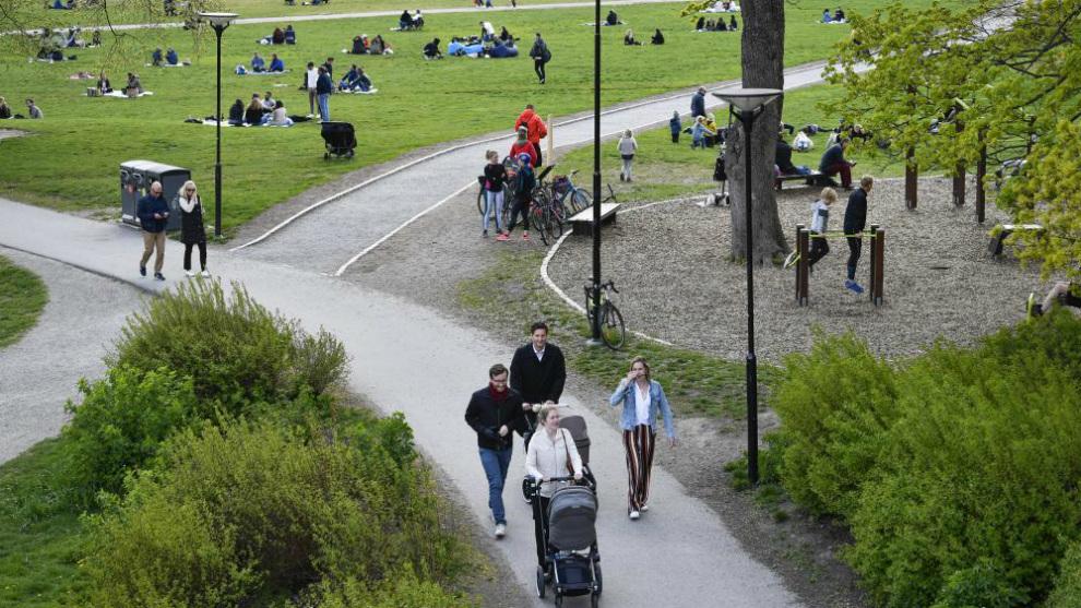 El modelo sueco contra el coronavirus falla: más muertos que sus...