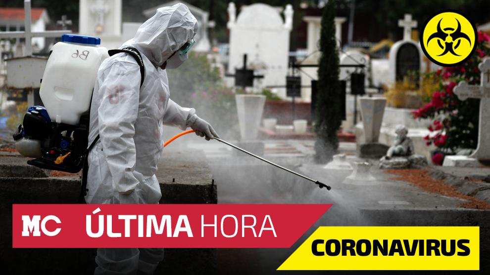 Coronavirus México hoy 25 de mayo.