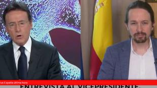 La entrevista de Matías Prats a Pablo Iglesias: preguntas y...