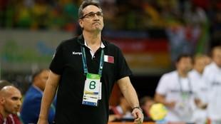 Valero Rivera, subcampeón del mundo con Qatar