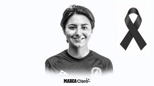 Daniela Lázaro del Atlético de San Luis Femenil, falleció a los 20...