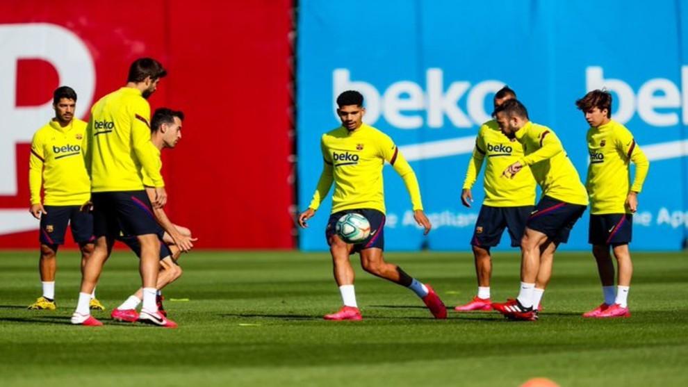 Trainer Barcelona