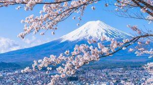 Monte Fuji, icono de Japón