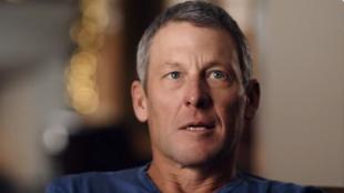 Armstrong en una imagen del trailer del documental de ESPN.