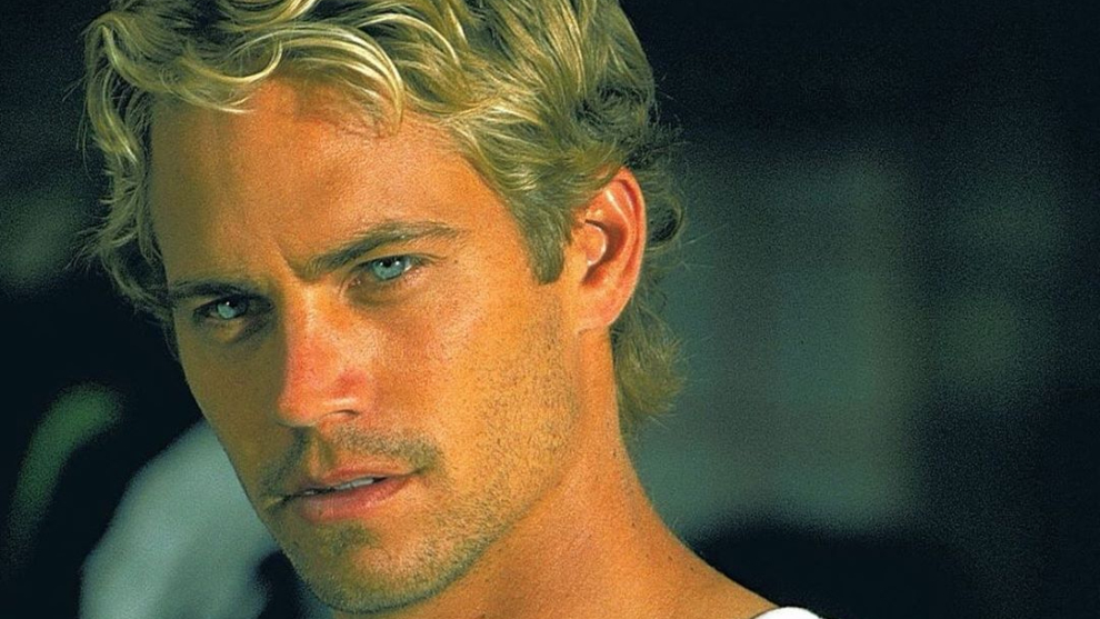 Revelan inédita fotografía del fallecido actor Paul Walker
