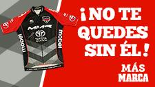 Consigue en MasMARCA el maillot firmado por Samuel Sánchez MMR Academy