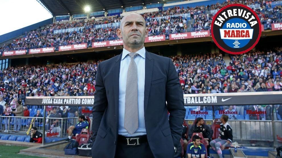 """Paco Jémez: """"Si dos no se llevan bien, las hostias saltan por todos los lados"""""""