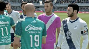 León y Puebla brindaron un partido de grandes emociones en la eLiga...