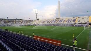 La Serie A estaba programada para reanudarse el 13 de junio.