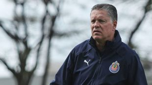 Ricardo Peláez, director deportivo de Chivas.