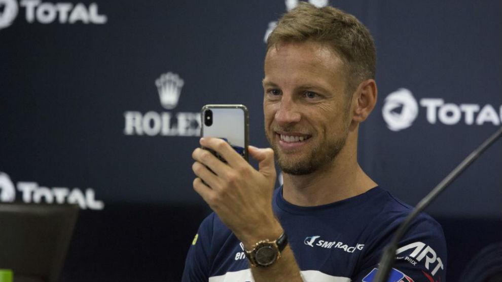 "Button: ""Sainz es un ganador, Ferrari ha elegido a la persona equivocada"""