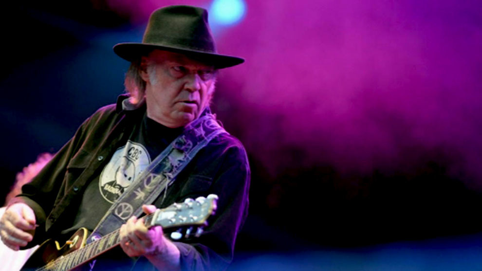 Neil Young lanzará el 19 de junio 'Homegrown'