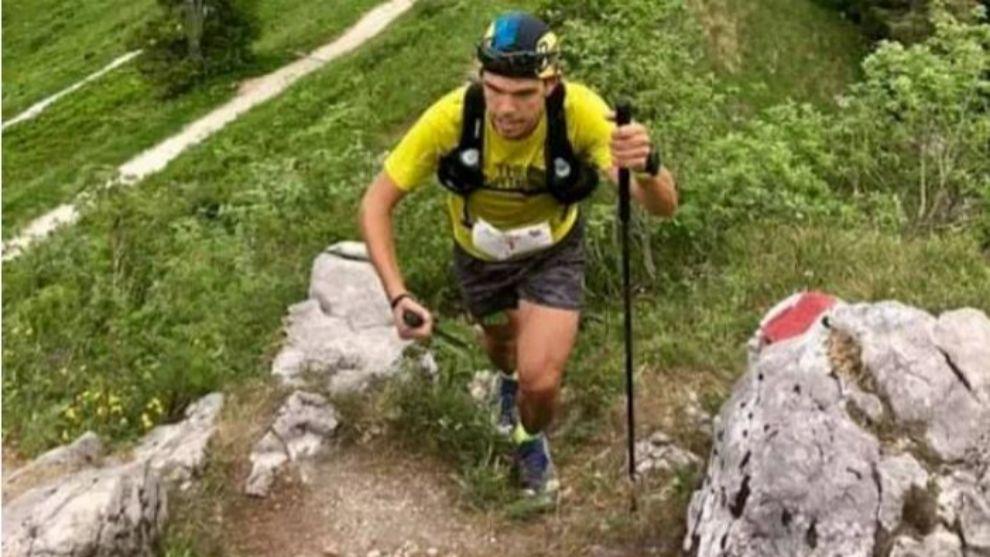 (ARCHIVO) Pau Capell en carrera