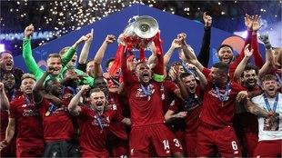El Liverpool ya no podrá refrendar su título de Champions.