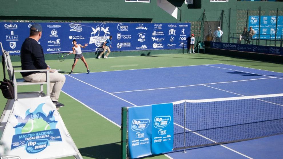 Las IBP Tennis Series, listas para ponerse en marcha con protección y...