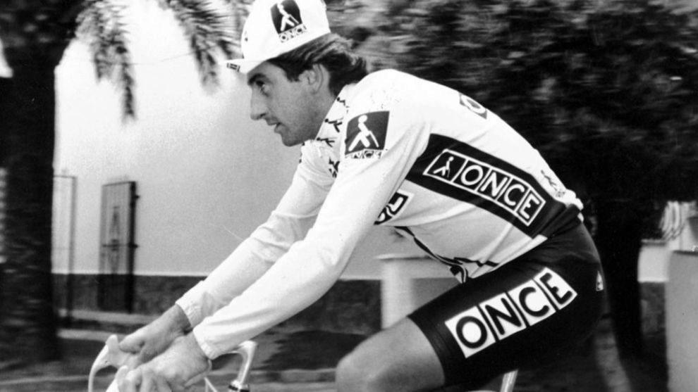 """Marino Lejarreta: """"El alma del ciclismo está y ha estado en Italia siempre"""""""