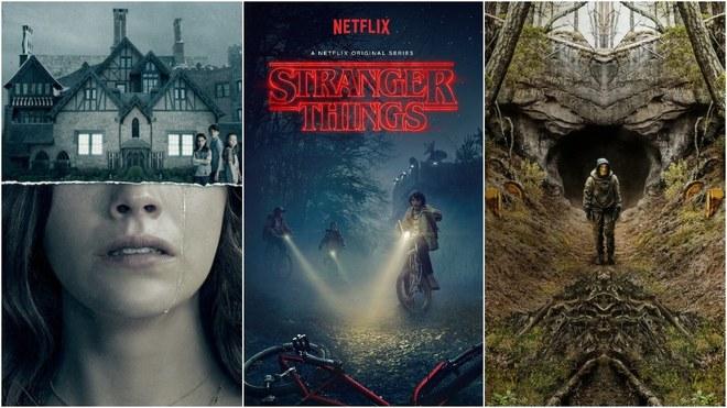 Las Mejores Series De Horror En Netflix Marca Claro México