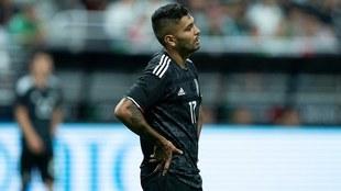 La selección mexicana perderá partidos internacionales.