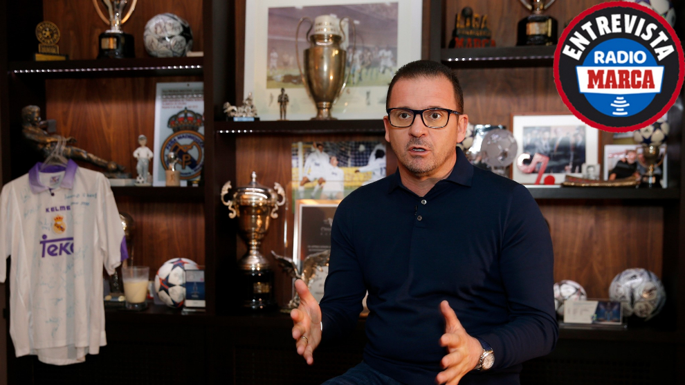 Mijatovic: A Real Madrid team full of youngsters without Ramos or Modric would be a mistake