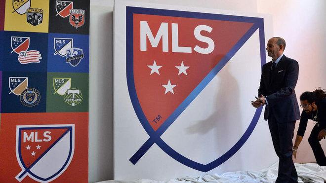 El comisionado de la MLS Don Garber.