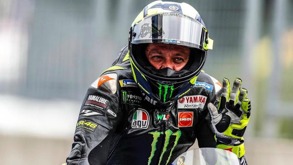 """MotoGP 2020: Rossi, sobre la crisis del coronavirus: """"Este año ..."""