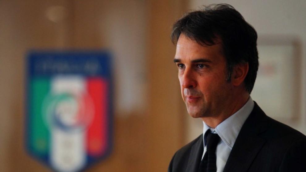 Michele Uva, vicepresidente de la UEFA, en una imagen de archivo.