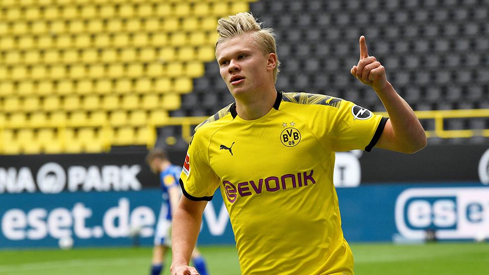 La revolución de Haaland en el Dortmund