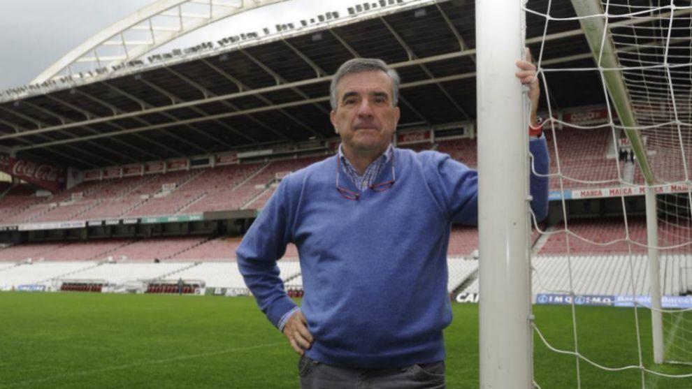 """Dani Ruiz Bazán: """"Deseaba que Aduriz me relevara y levantase la Copa del Rey"""""""