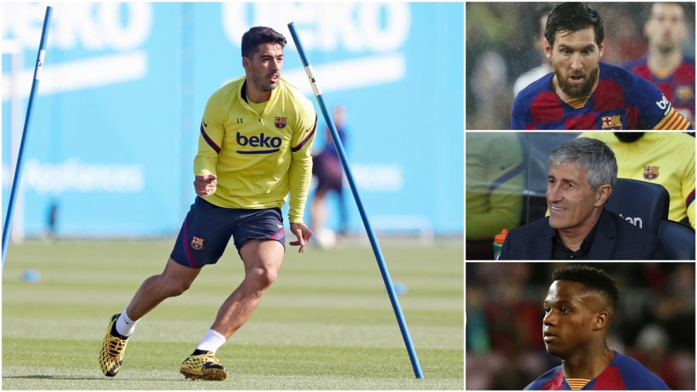 How do Barcelona feel about the break? Mixed emotions