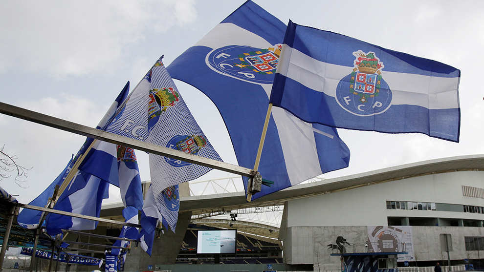 Estadio Do Dragao.