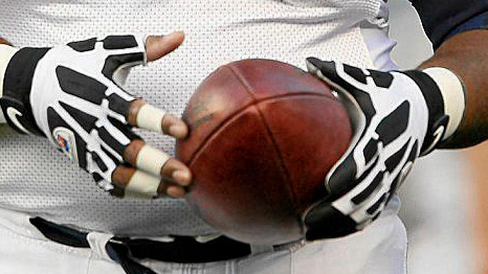 Jugador de fútbol americano en la NFL