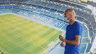 Zinedine Zidane, en el día de la vuelta al trabajo