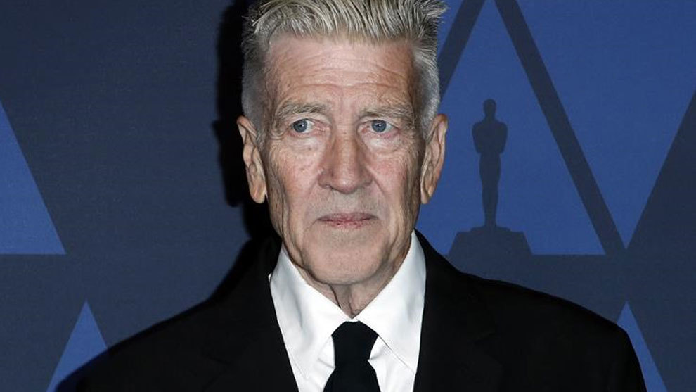 El cineasta David Lynch
