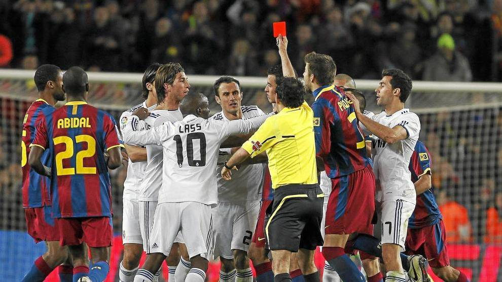 Iturralde Gonzalez: 90 percent of referees support Real Madrid, the other 10 percent support Barcelona