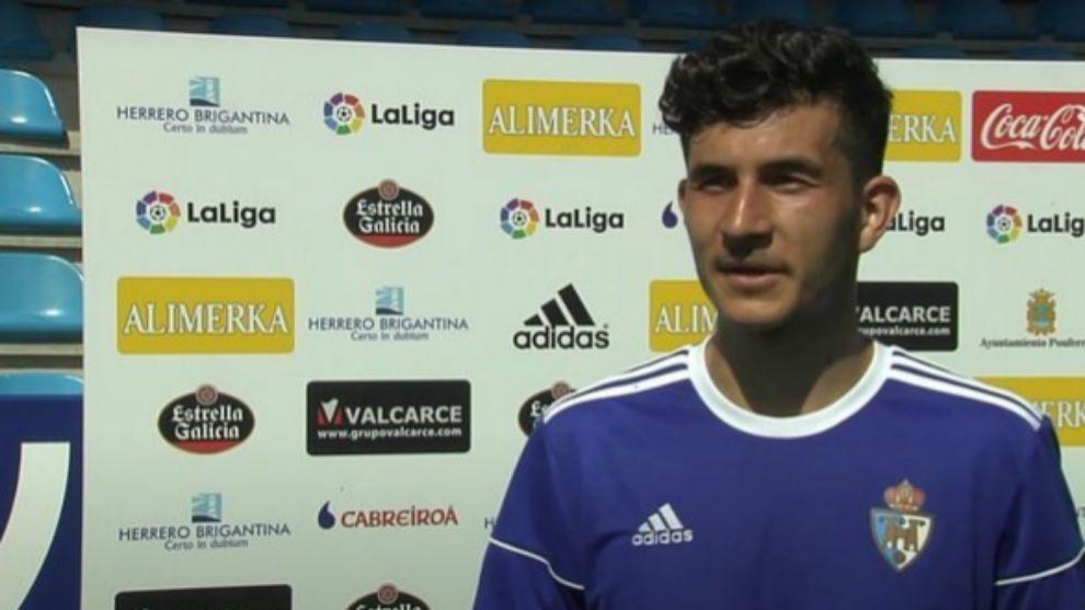 Saúl Crespo compareció tras el último entrenamiento