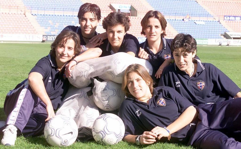 Vanesa Gimbert, Sandra Vilanova, Alicia Fuentes, Rosa Castillo, Auxi...