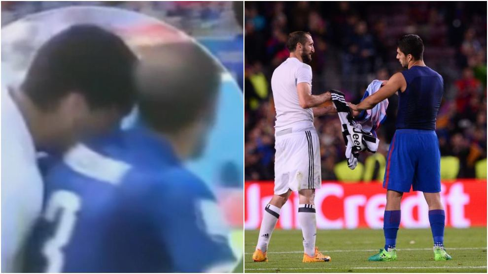 Chiellini on Suarez's infamous bite: I too am a son of a b*tch on the pitch