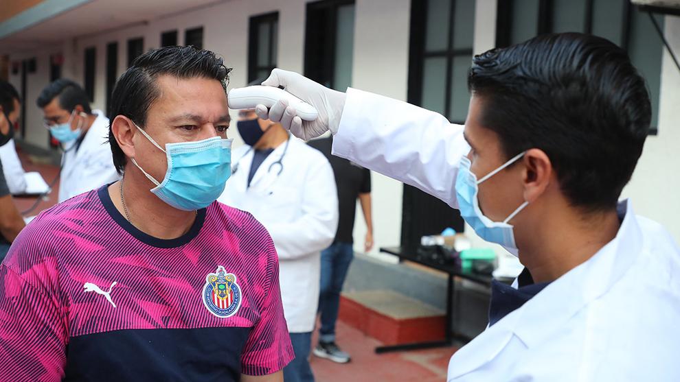 Coronavirus México: Chivas está libre de Covid-19 | MARCA Claro México